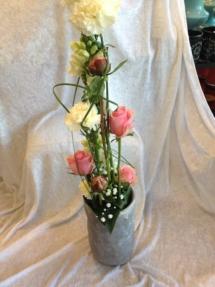 Dekorasjon til bryllup fra Søstra til Morten AS
