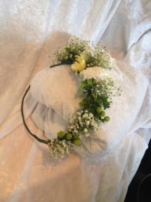 Krans til bryllup